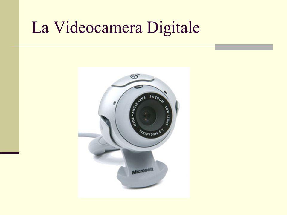 La Videocamera Digitale