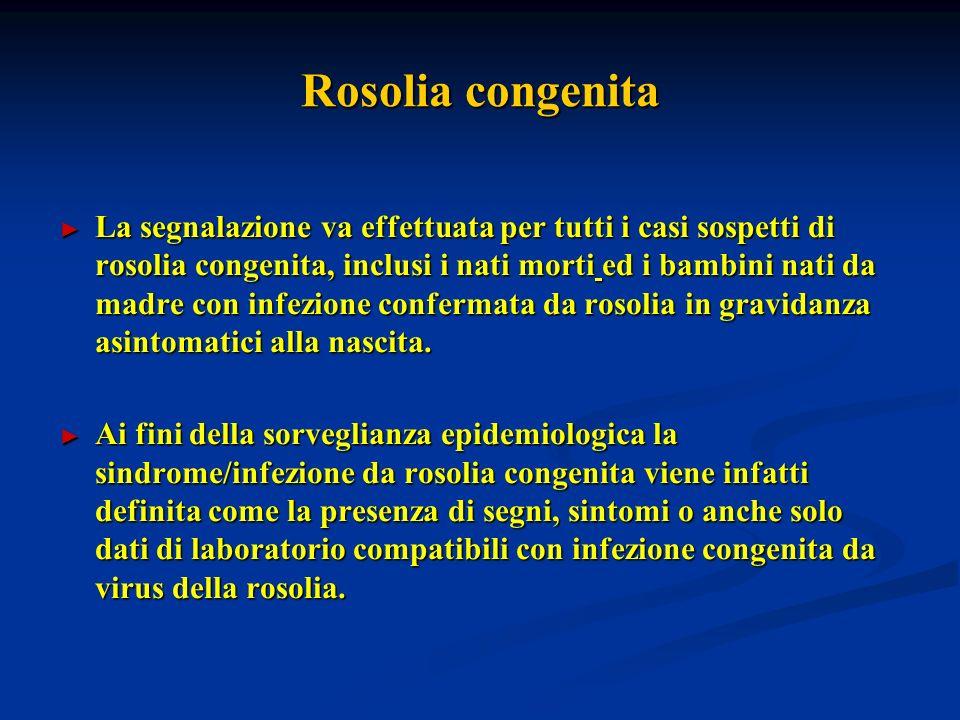 Rosolia congenita