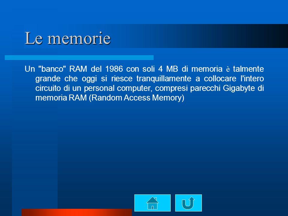 Le memorie