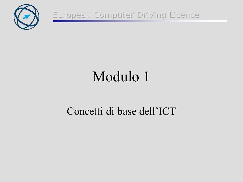 Concetti di base dell'ICT