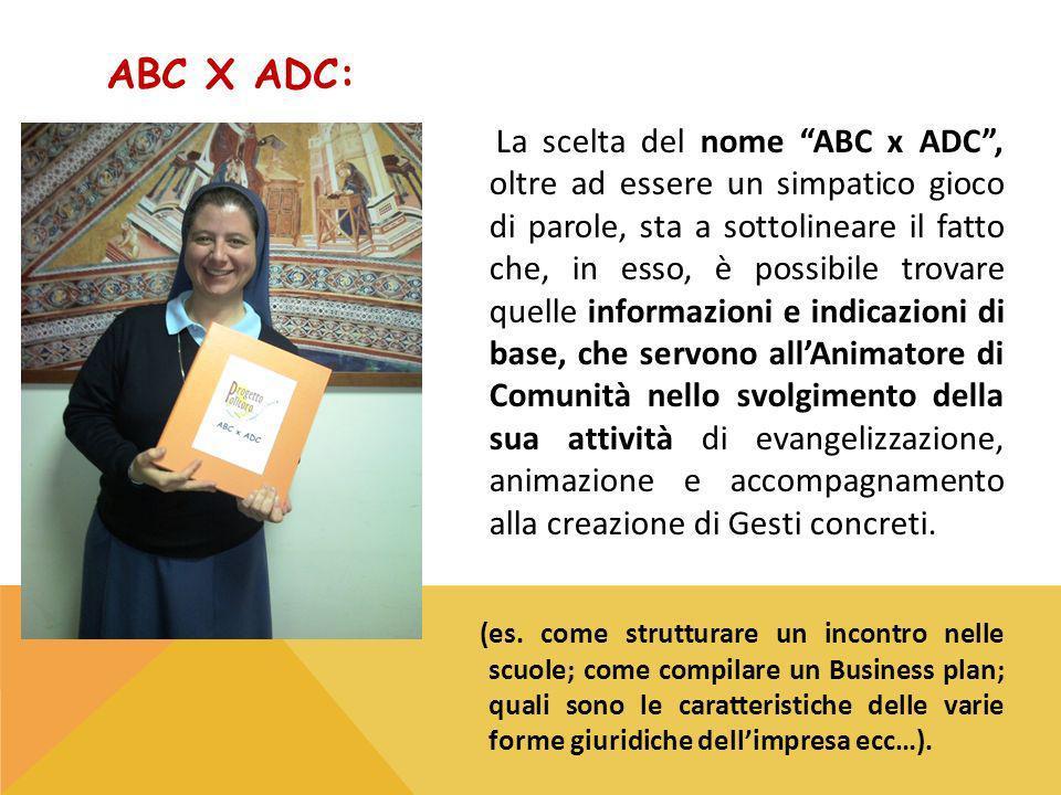 ABC x AdC: