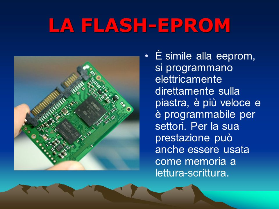 LA FLASH-EPROM