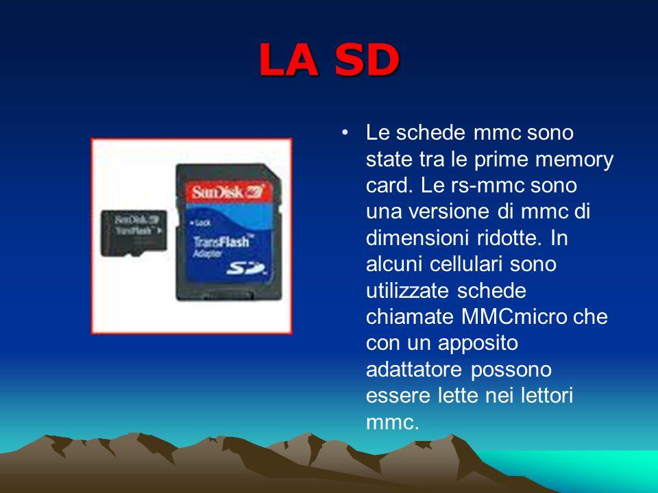 LA SD