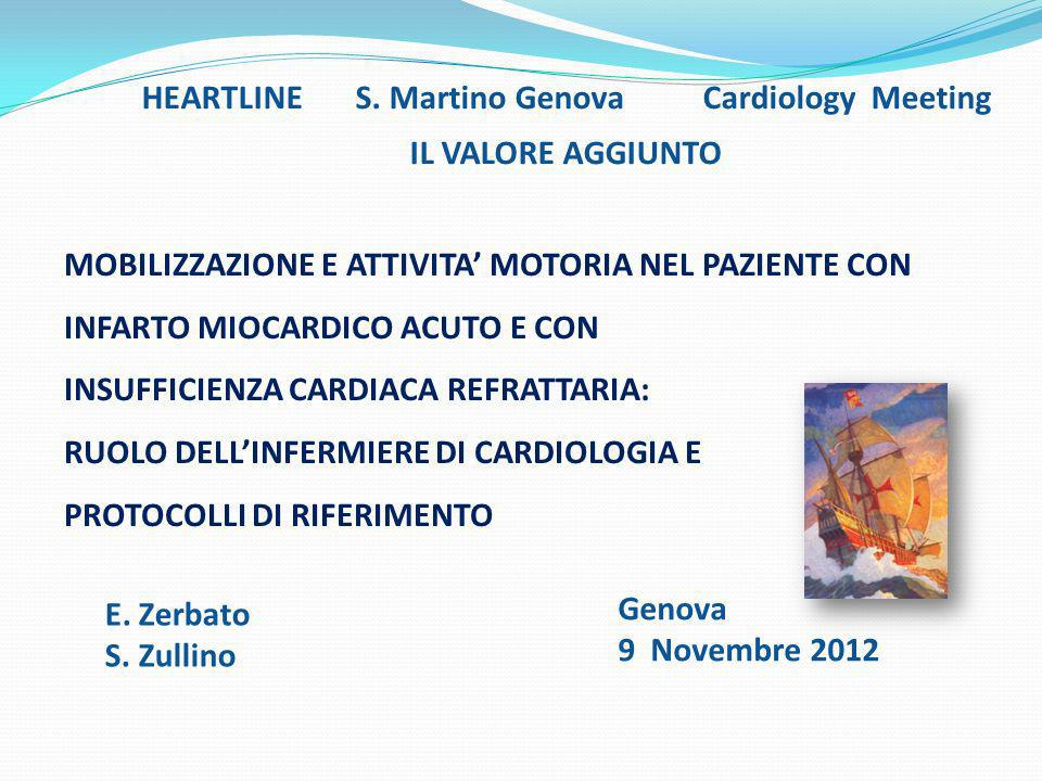 HEARTLINE S. Martino Genova Cardiology Meeting
