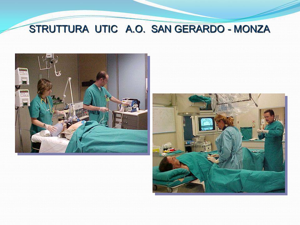 Struttura UTIC A.O. San Gerardo - Monza