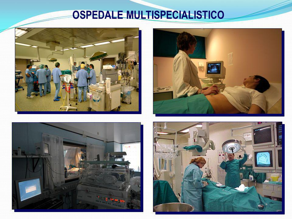 OSPEDALE MULTISPECIALISTICO