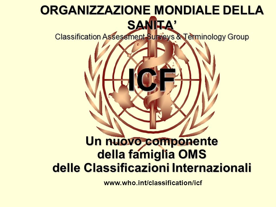 delle Classificazioni Internazionali