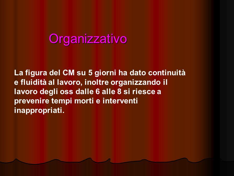 Organizzativo