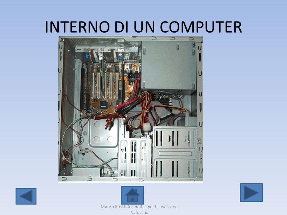 Mauro Rosi Informatica per il lavoro nel Valdarno
