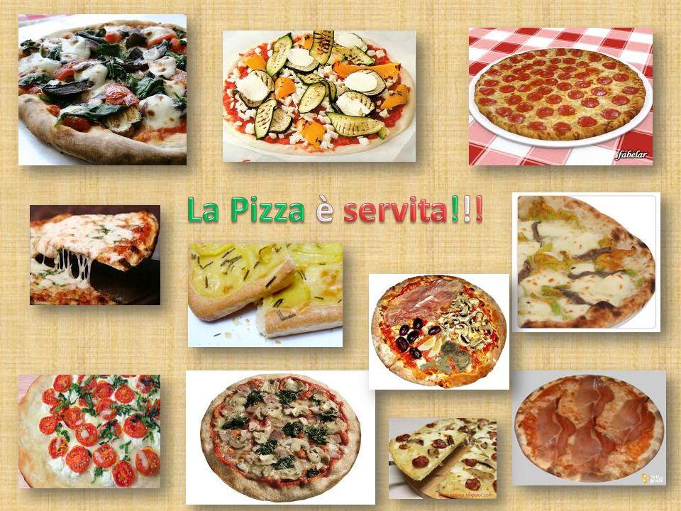 La Pizza è servita!!!