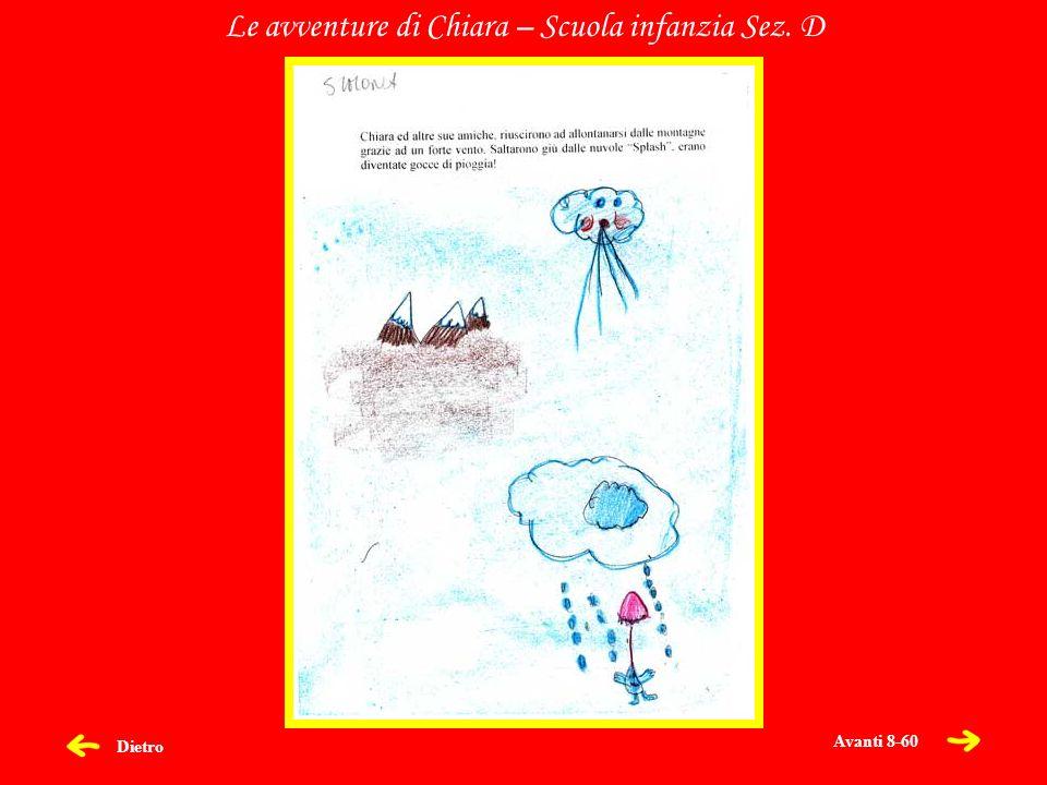 Le avventure di Chiara – Scuola infanzia Sez. D