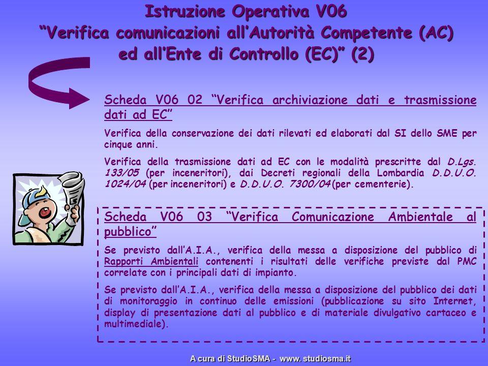 Istruzione Operativa V06