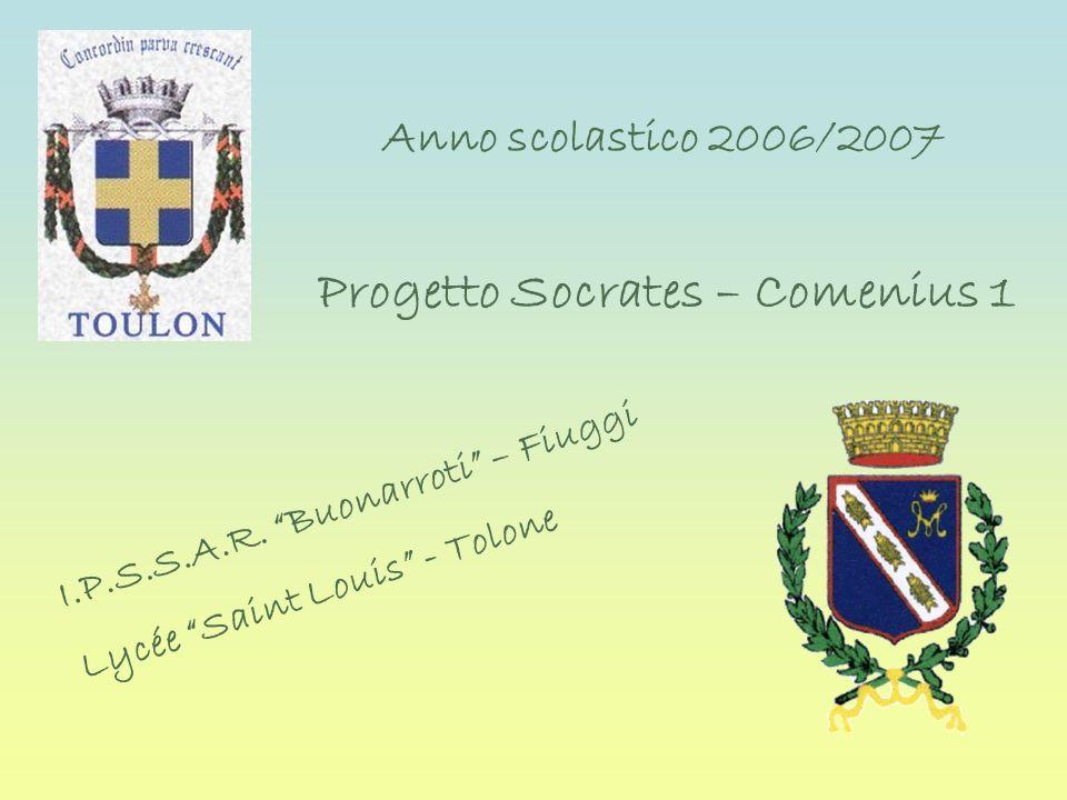 Progetto Socrates – Comenius 1