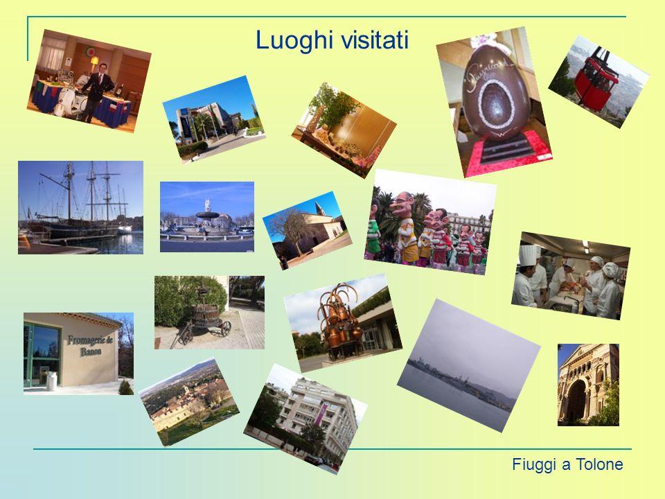 Luoghi visitati Fiuggi a Tolone