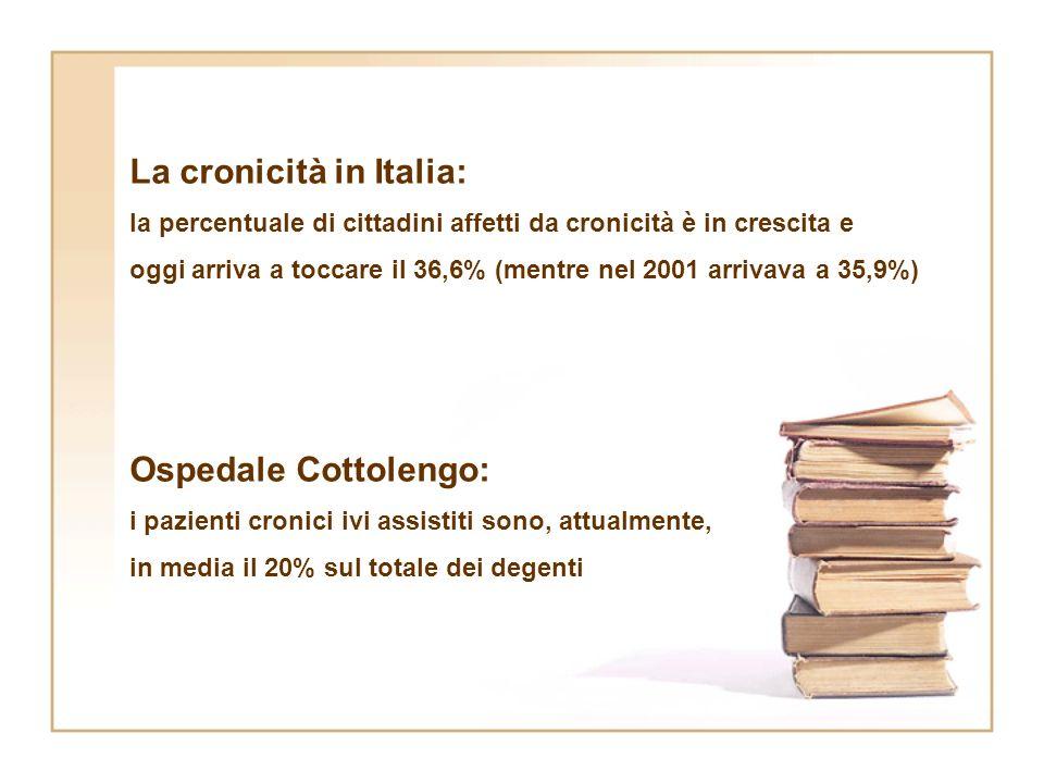 La cronicità in Italia:
