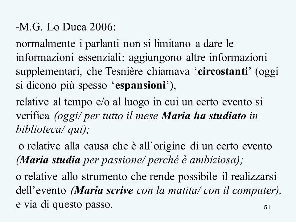 -M.G. Lo Duca 2006: