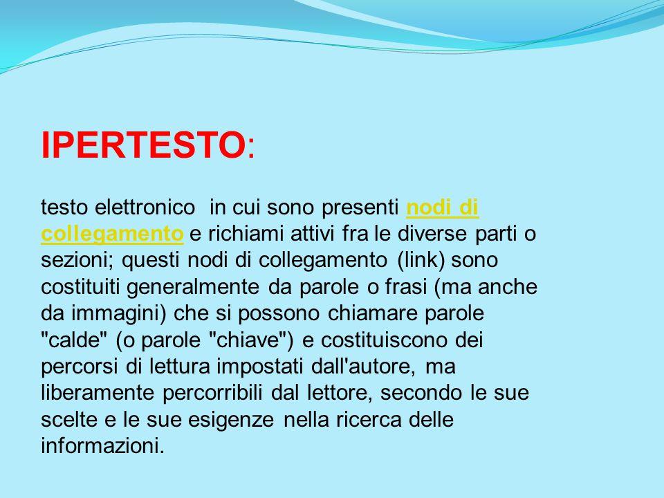 IPERTESTO: