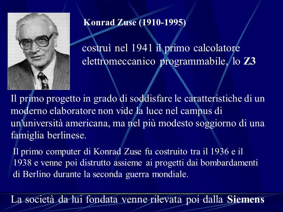 La società da lui fondata venne rilevata poi dalla Siemens