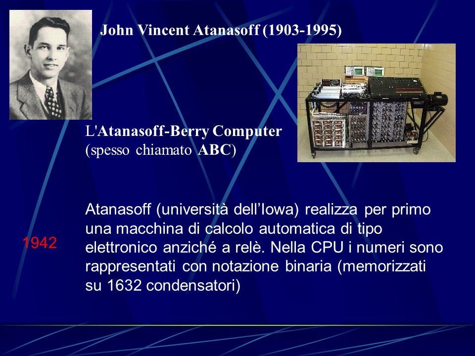 John Vincent Atanasoff (1903-1995)