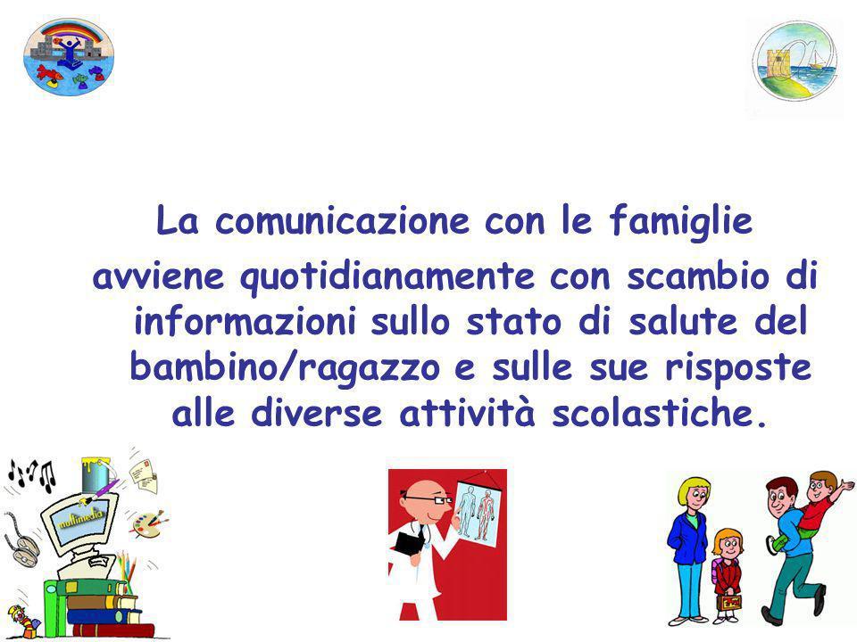 La comunicazione con le famiglie