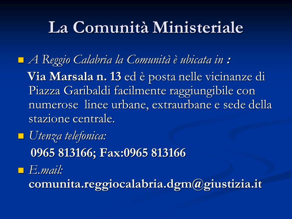 La Comunità Ministeriale