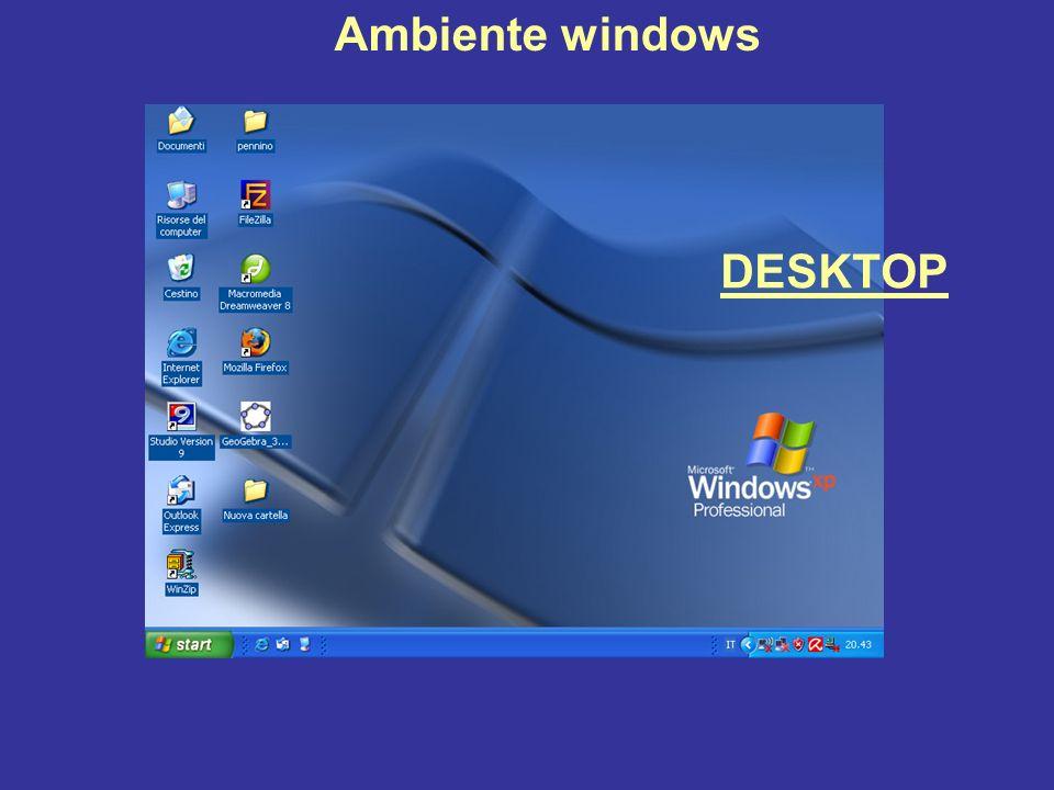 Ambiente windows DESKTOP