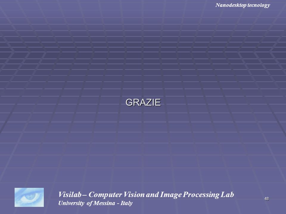 GRAZIE Visilab – Computer Vision and Image Processing Lab
