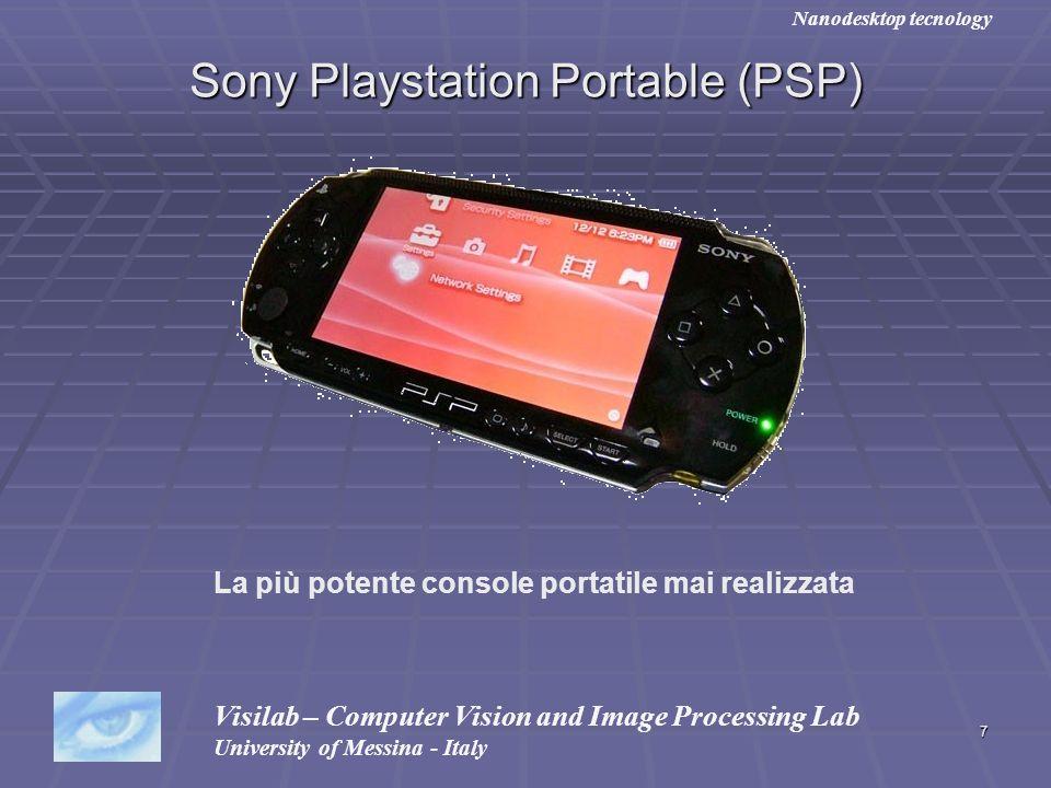 Sony Playstation Portable (PSP)