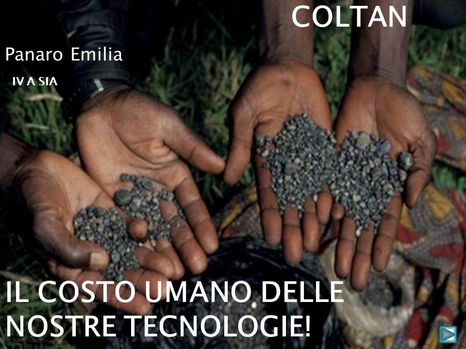 IL COSTO UMANO DELLE NOSTRE TECNOLOGIE!