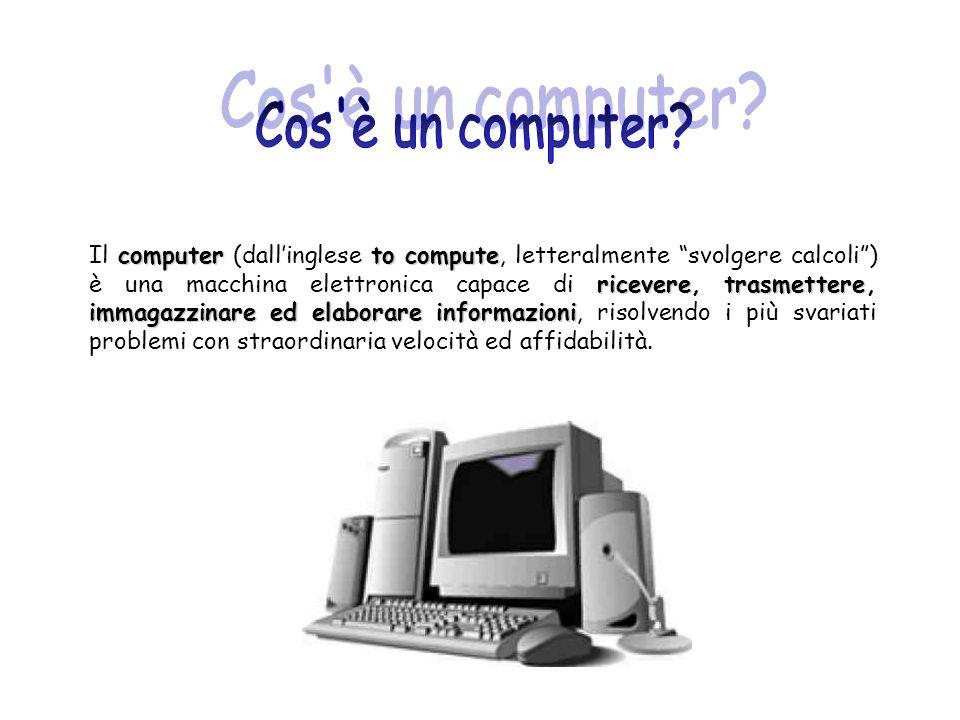 Cos è un computer