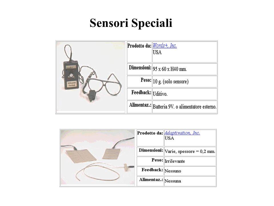 Sensori Speciali