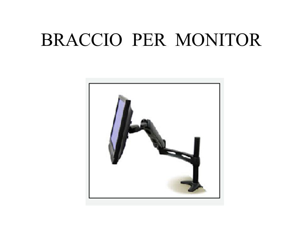 BRACCIO PER MONITOR