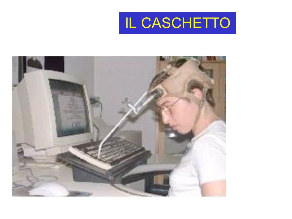 IL CASCHETTO No può parlare e per comunicare necessita di un traduttore ...