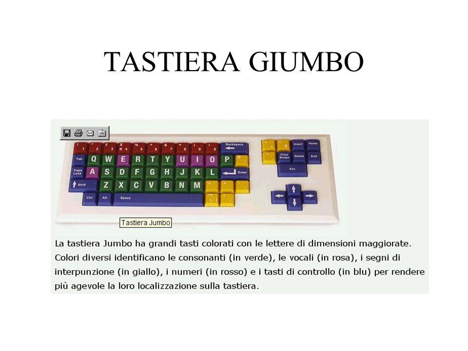 TASTIERA GIUMBO