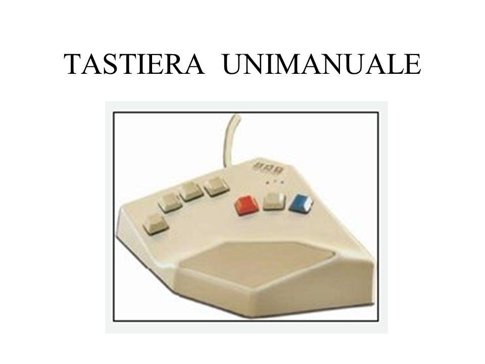 TASTIERA UNIMANUALE