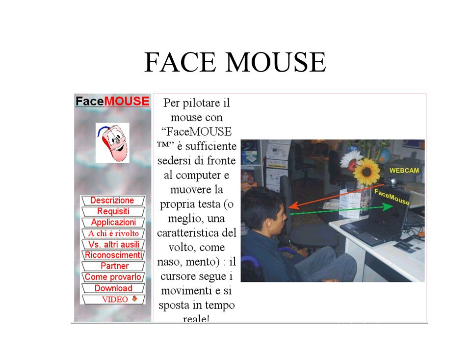 FACE MOUSE