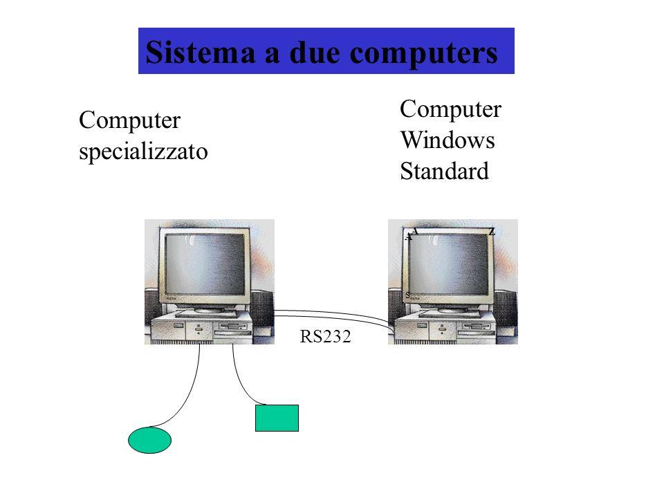 Sistema a due computers