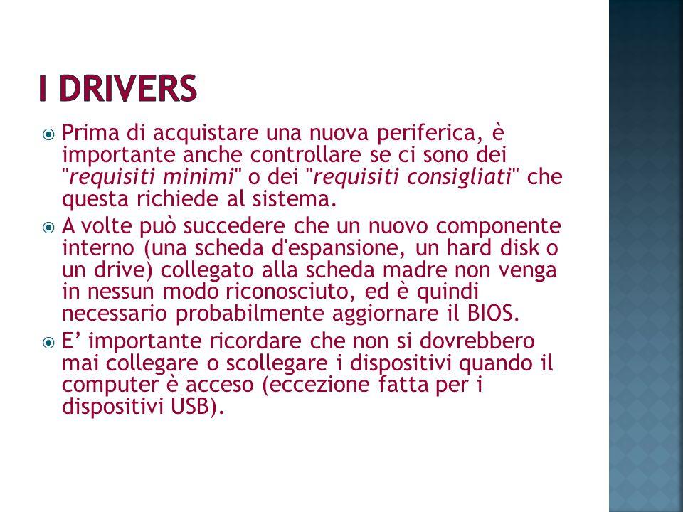 I DRIVERS