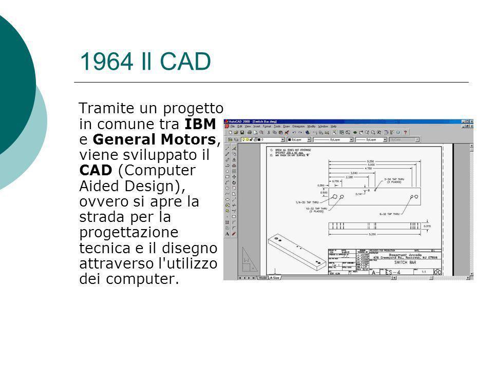 1964 Il CAD