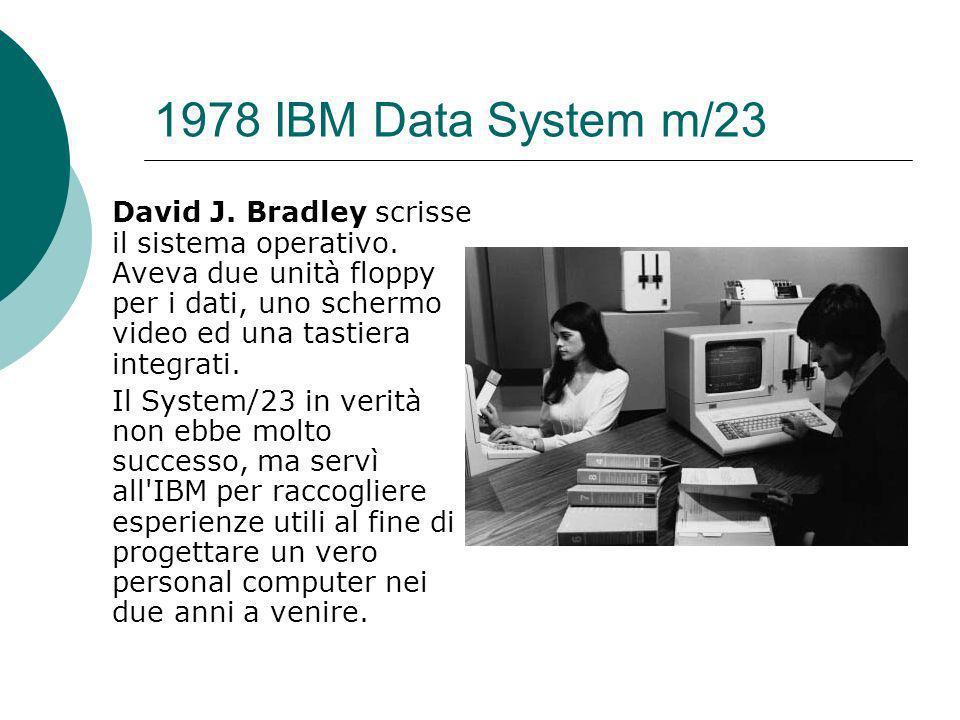 1978 IBM Data System m/23