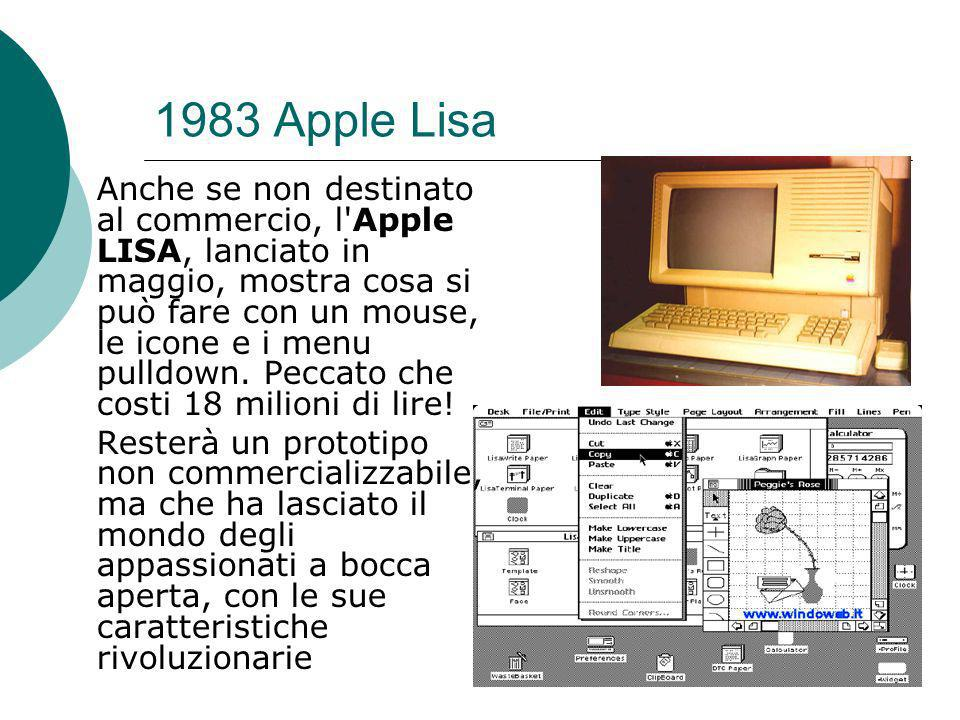 1983 Apple Lisa