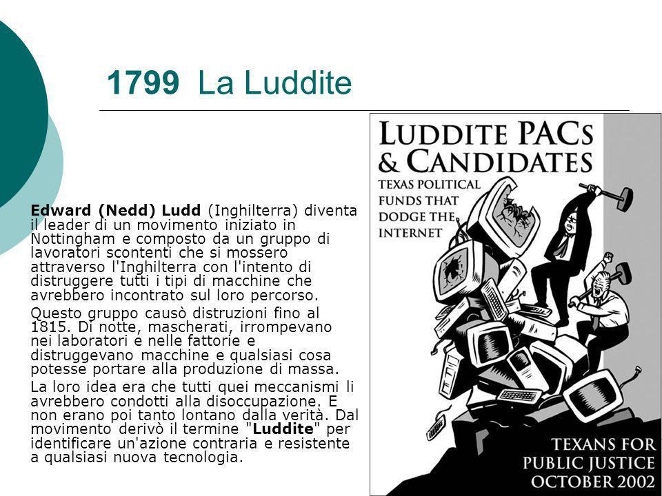 1799 La Luddite