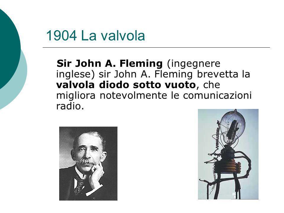 1904 La valvola