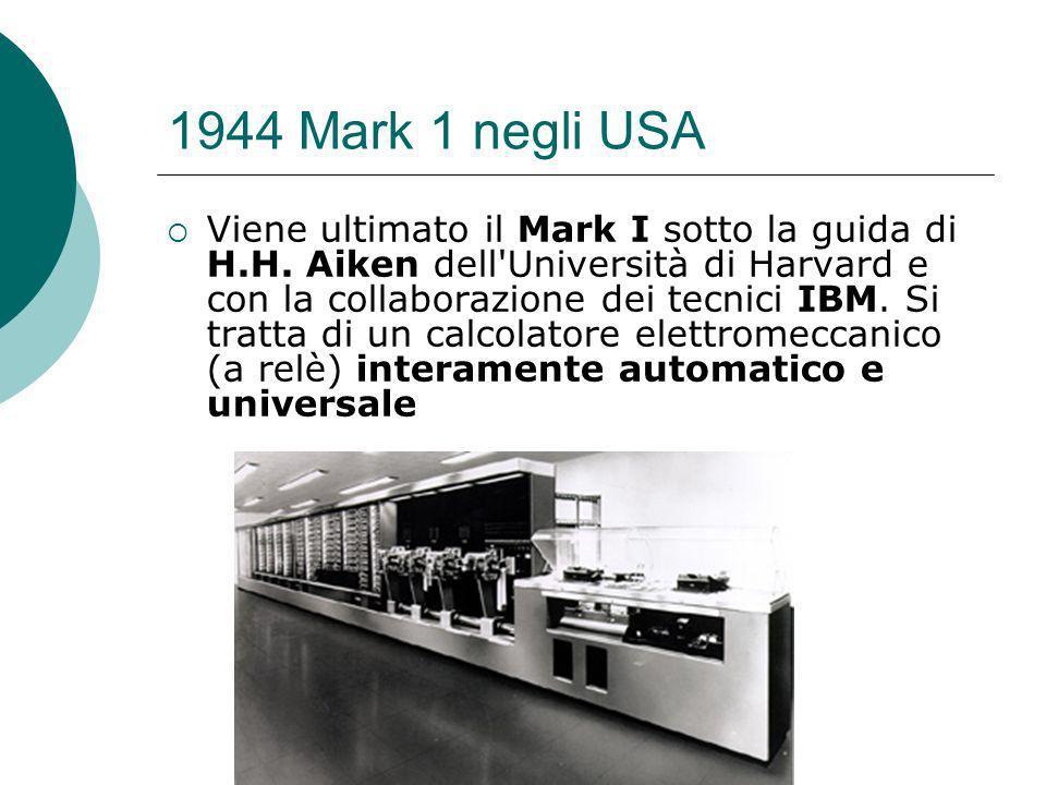 1944 Mark 1 negli USA