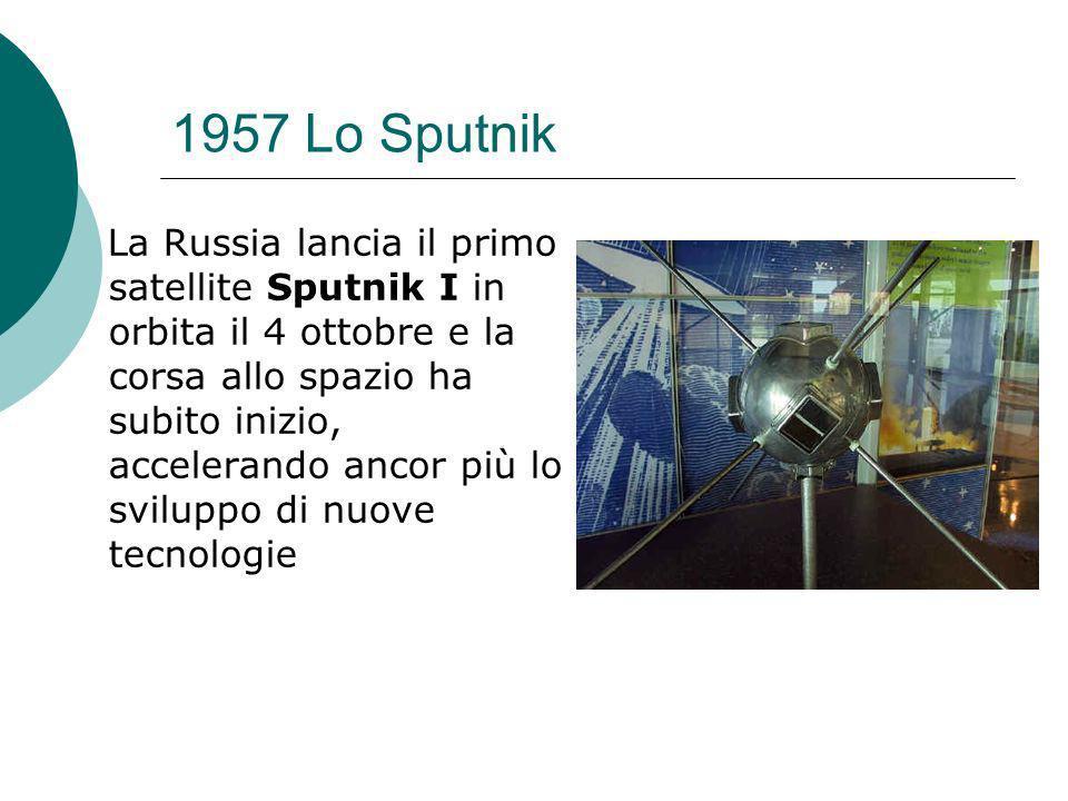 1957 Lo Sputnik