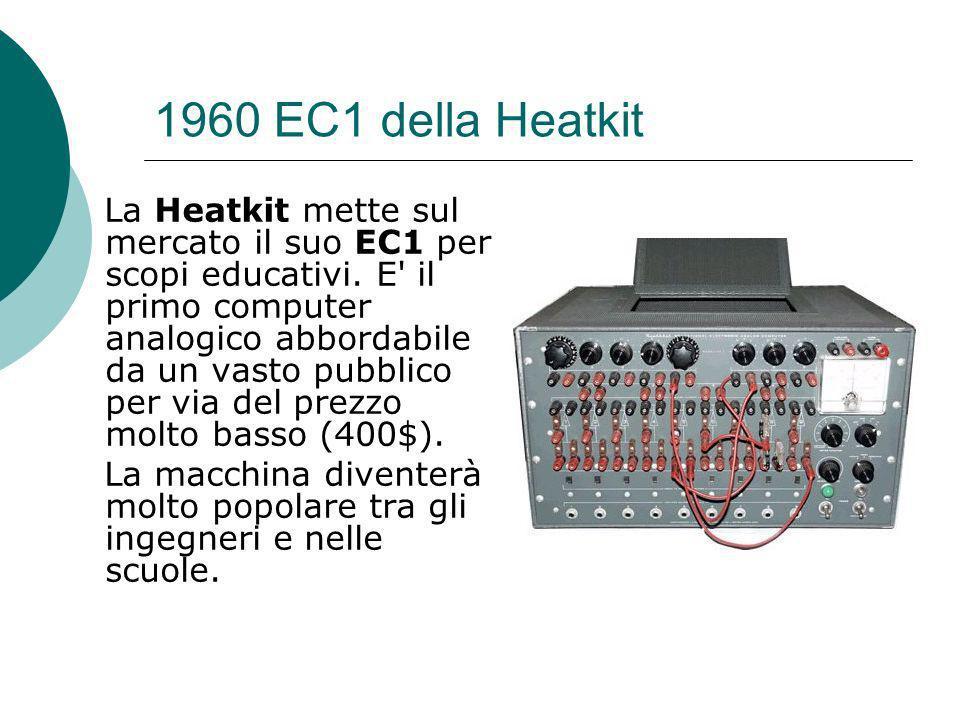 1960 EC1 della Heatkit