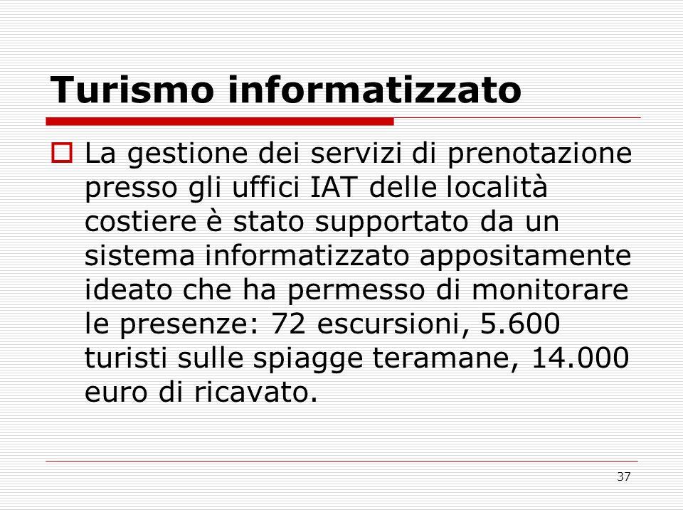 Turismo informatizzato