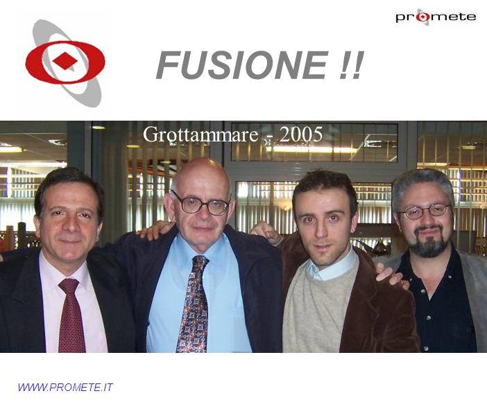 FUSIONE !! Grottammare - 2005 marzo '17 kjkkkkkkkkkkkkkkkkkkk