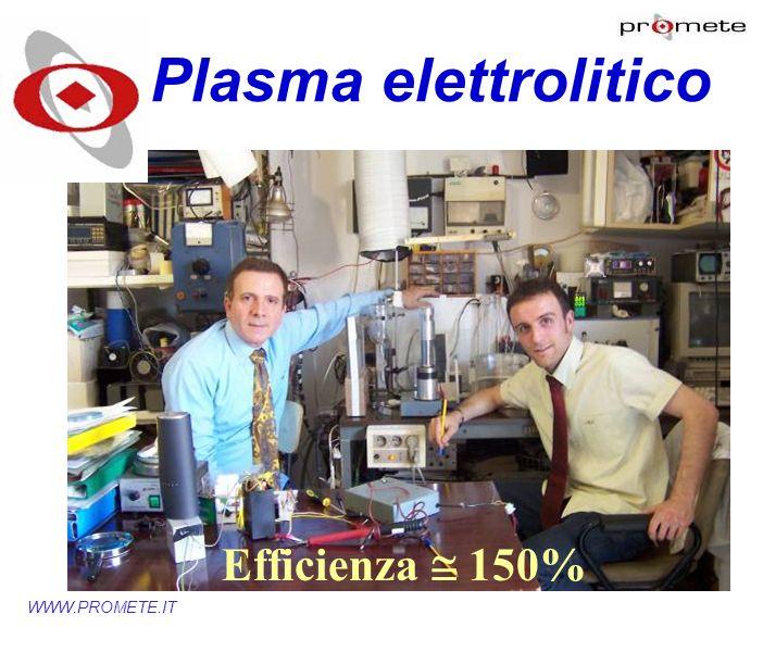 Plasma elettrolitico Efficienza  150% marzo '17 kjkkkkkkkkkkkkkkkkkkk