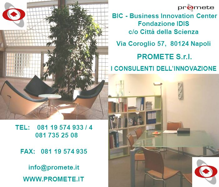 BIC - Business Innovation Center Fondazione IDIS